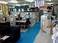 内装工事、電話工事、間仕切り工事、電気工事、OAフロア、引越、移転、買取、廃棄、リサイクルオフィス家具、中古事務機器、安い、ありがとう屋博多店