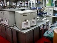 リサイクルオフィス家具ありがとう屋博多店です。