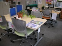 本日も中古オフィス家具が大量入荷です!