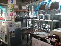 本日も中古オフィス家具を大量展示中です!ぜひ見にいらしてくださいね!