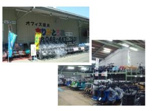 戸田公園店は土曜市開催しています