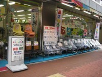 中央区日本橋リサイクルオフィス家具販売